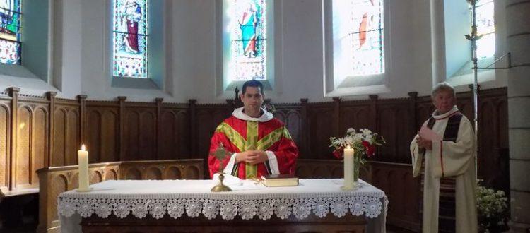 1ère messe de Marie-Géraud Monboisse